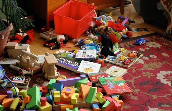 Toybox game plyed backwards